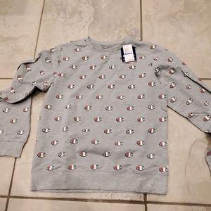 Champion shirt size xl